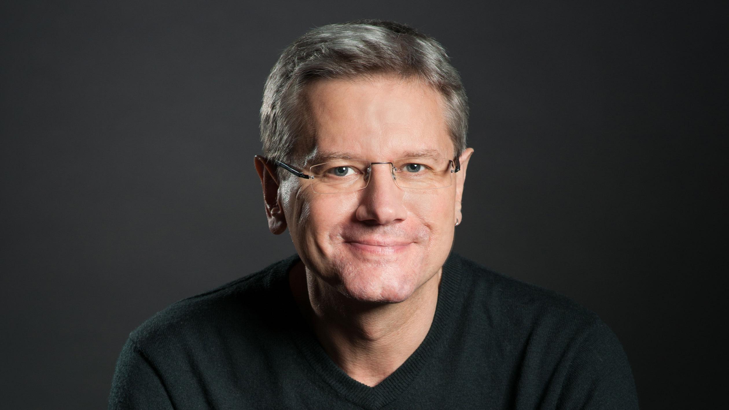 Willi Schiegel - IT-Administrator und Geistlicher Begleiter, Copyright: privat