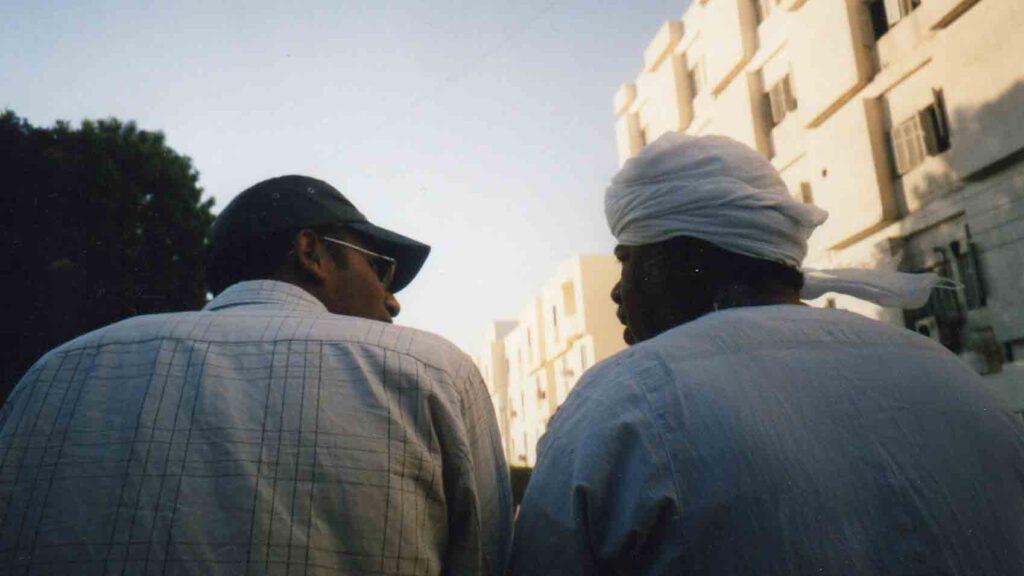In Edfu / Ägypten, die abgebildeten Personen haben nichts mit dem Beitrag zu tun Copyright: Cornelia Saxe
