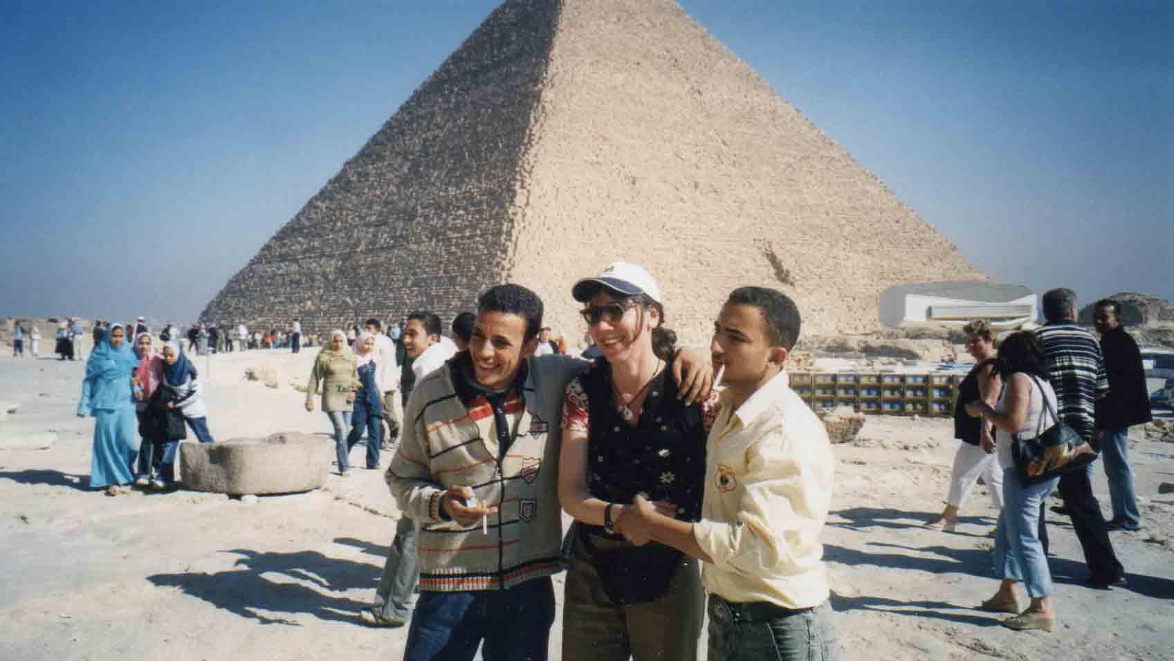 In Kairo / Ägypten, die abgebildeten Personen haben nichts mit dem Beitrag zu tun Copyright: Cornelia Saxe