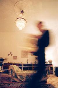 Im Schöneberger Salon von Carolin Fischer, Copyright: Annett Ahrends